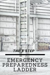 Have you ever started a project, but didn't read the instructions, and started at the wrong point? Learn 8 steps of emergency preparedness so you don't feel