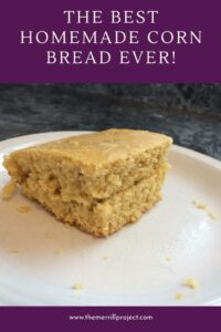 """I LOVE corn bread! As long as it's homemade corn bread...Corn bread and baked beans are one of our """"food storage"""" meals. It's only $1.50 for a can of Baked Bean"""